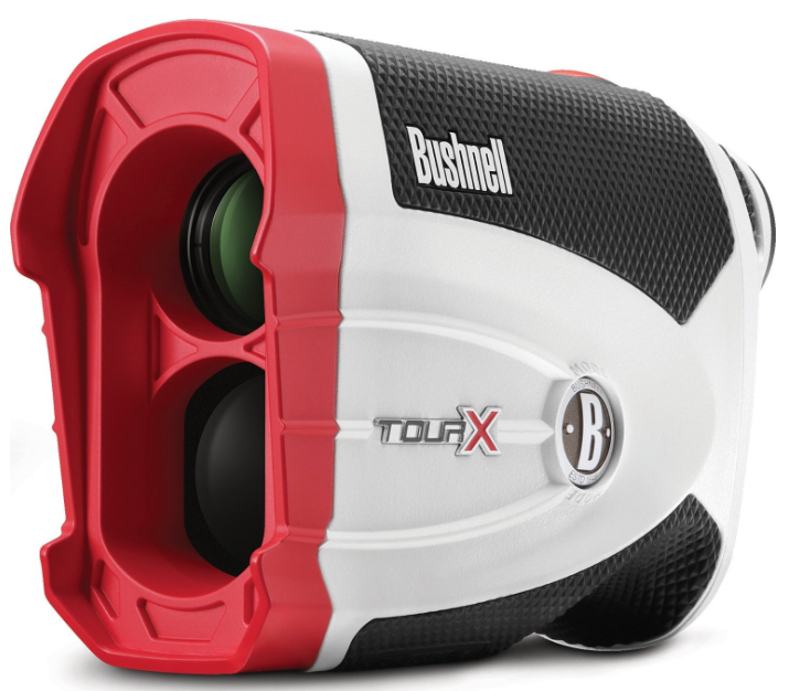 Bushnell Tour X Laser Golf Rangefinder - accurate and tour approved