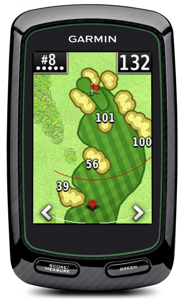 Garmin Approach G6 Golf GPS Handheld Touchscreen Golf Course
