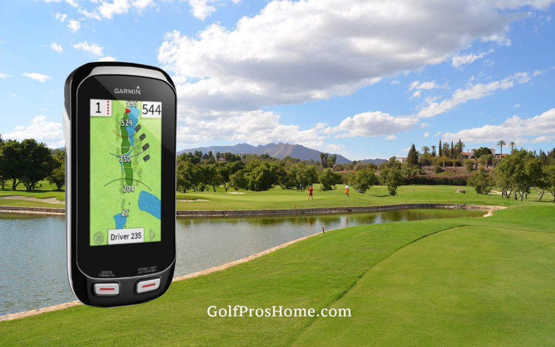 Golf GPS Handheld