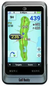 GolfBuddy GB3-PT4 Golf GPS Rangefinder Handheld